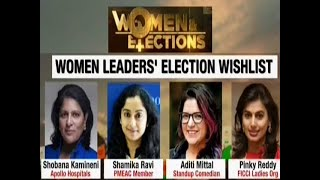 Watch election wishlist: Women's health remains a priority, followed by safety & education
