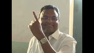 I believe our alliance will have handsome victory: Karti Chidambaram