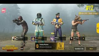 PUBG MOBILE LIVE - MIGHTY GAMING