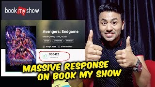 Avengers Endgame In India GETS MASSIVE Response On Book My Show | Advance Booking Will Break Records