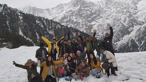 Triund Trek with Uncia Trails