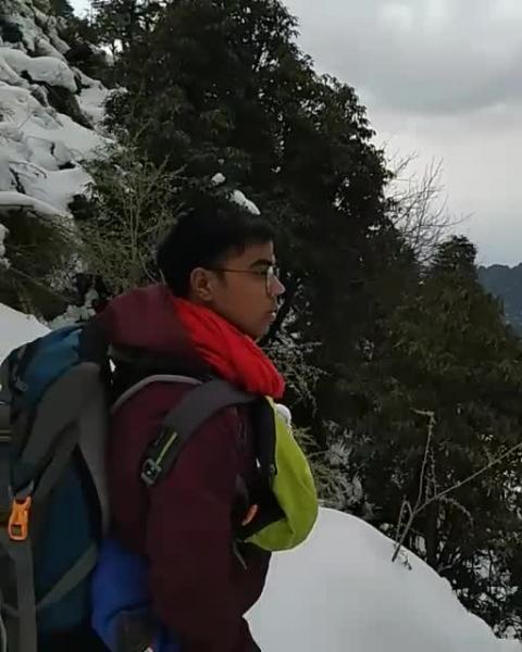Triund Trail | Uncia Trails