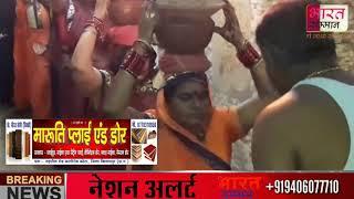 चैत्र नवरात्रि की अष्टमी तिथि को माता चंडी के दरबार मेंलगभग हजार से ज्यादा श्रद्धालुओं ने शीश नवाया