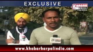 Interview II Aap candidate Balwinder Singh Sahota II With Bikram Gill II