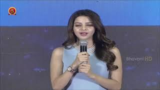 Actress Vedika Speech At Kanchana 3 Movie Pre Release Event    Raghava Lawrence, Oviya,Vedhika