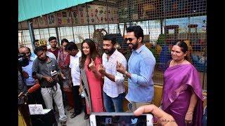 Celebrities including Rajini, Kamal, cast their votes in Tamil Nadu