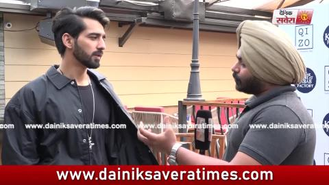 Exclusive Video Interview : Maninder Buttar ਨੇ Honey Singh ਨੂੰ ਦਿੱਤਾ Credit | Dainik Savera