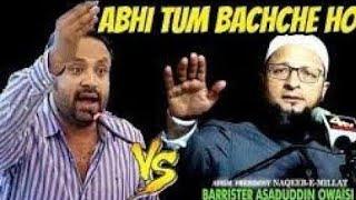 Khaja Bilal Ahmed Slam's Asad Owaisi | Band Karo Mazhabi Politics to Asad Owaisi