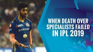 5 instances when death bowlers failed in Indian T20 League 2019