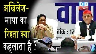 Akhilesh  Yadav - Mayawati का रिश्ता क्या कहलाता है ?Shivpal Singh Yadav का Akhilesh पर तंज