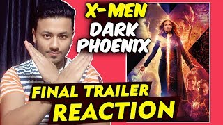 X-Men: Dark Phoenix FINAL TRAILER Reaction In Hindi | BREAKDOWN | X-Men In India