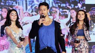 The Jawaani Song Launch | Student Of The Year 2 | Tiger Shroff, Ananya Pandey, Tara Sutaria
