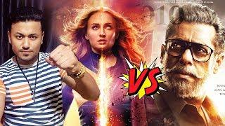Salman Khans BHARAT To Clash With X-Men Dark Phoenix On Eid 2019