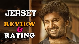 Jersey Movie Review Rating - Nani , Shraddha Srinath - 2019 Latest Movie Review Rating