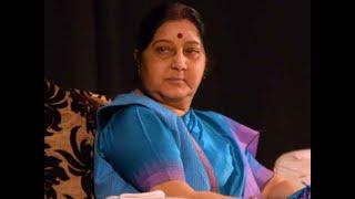 EAM Sushma Swaraj asks Indians stranded in Tripoli to leave immediately