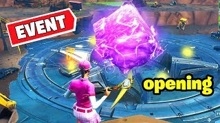 Fortnite LOOT LAKE Rune Event Happening Now! Lonely Lodge LOOT LAKE LUCKY LANDING Rune Event