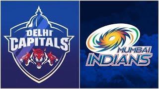 MIvsDC : Mumbai Indians और Delhi Capitals के बीच आर-पार की जंग, जीतेगा कौन? कमेंट कर बताएं