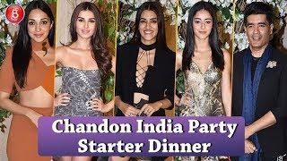 Chandon India Party Starter Dinner | Tara Sutaria , Pooja Hegde , Kriti Sanon