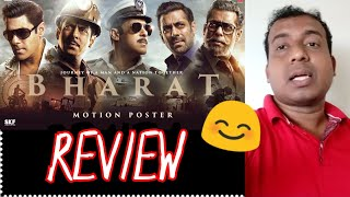 Bharat Motion Poster Review l Salman Khan Rocks In 5 Different Looks