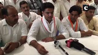 If you ask any question to any of the BJP leaders, they will call you anti-national: Sachin Pilot