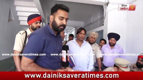 Video- Code of conduct के दौरान Jalandhar में करीब 19 Lakhs की नकदी बरामद