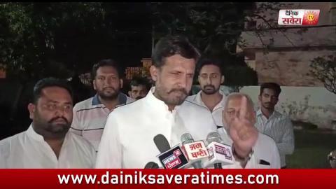 Video- Bathinda से Lok Sabha Ticket मिलने के बाद Raja Warring ने की Sukhbir Badal को Request
