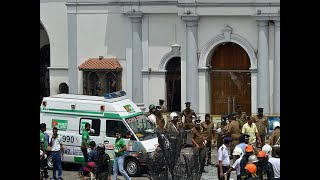 Watch: Ground report from Colombo on Sri Lanka blast