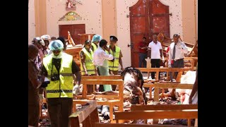 Sri Lanka attacks: World leaders condemn Easter Sunday bombings