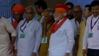 PM Shri Narendra Modi addresses public meeting in Barmer, Rajasthan : 21.04.2019