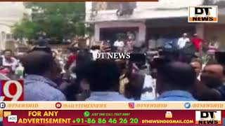 NIA RAID IN KING COLONY HYDERABAD | ARRESTED 1 SYMPATHISER