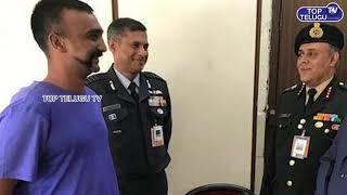 మళ్లీ విధుల్లోకి అభినందన్ | Abhinandan Rejoin air Force | Top Telugu TV