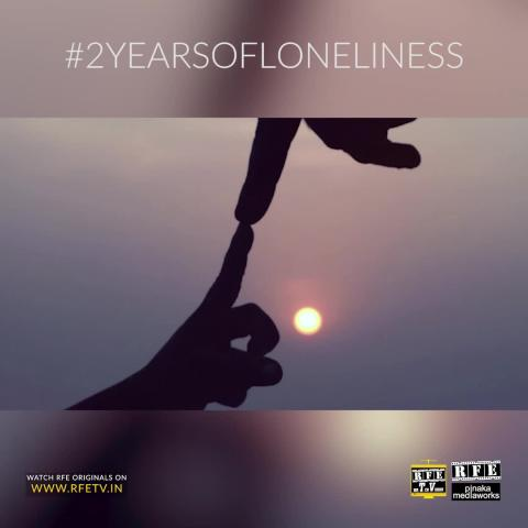 Celebrating 2 Years of Loneliness | Short Film | RFE TV