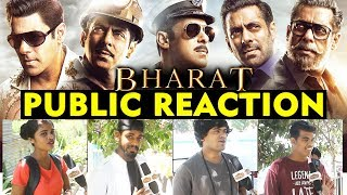 BHARAT Motion Poster | PUBLIC REACTION | Salman Khan | Katrina Kaif