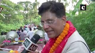 We are winning all prestigious battles of Cuttack, Puri & Kendrapara: Piyush Goyal