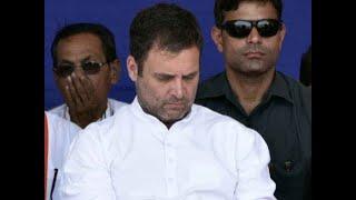 Rahul Gandhi expresses regret over his remarks on Rafale verdict