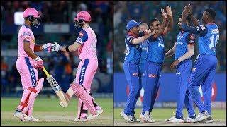 Delhi Capitals (DC) vs Rajasthan Royals (RR) के बीच होगी कांटे की टक्कर, कौन मारेगा बाजी ?