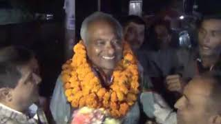 22 N 12   Jairam Thakur began to strengthen his party to strengthen his fortune