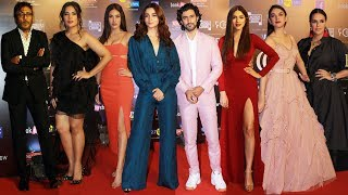 UNCUT : Critics Choice Film Awards 2019   Alia Bhatt Jackie Shroff, Neha Dhupia