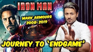 Journey To Avengers ENDGAME IRON MAN