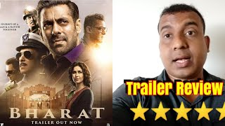 Bharat Trailer Review l Salman Khan Looks Breathing ????