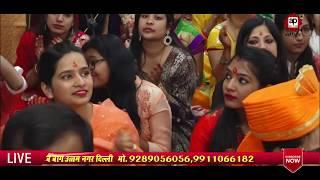 KARA DE BABA LEELE KI SAWARI | ROMY JI | Khatu Shyam Bhajan | LIVE  | AP FILMS
