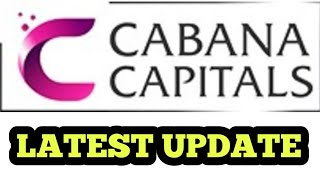 CABANA CAPITALS LATEST UPDATE 16 APRIL    TRADING & MAPPING