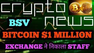 CRYPTO NEWS #271 || BITCOIN कब होगा 7 करोड़ का, एक्सचेंज ने हटाया स्टाफ, BSV DELISTING NEWS, Rakuten