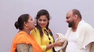 Gharwali Te Saali | Punjabi Comedy | 2019