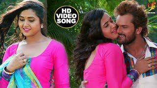 #Khesari Lal Yadav और #Kajal Ragwani - #Video Song - Dekh Lo A Priya - Superhit Bhojpuri songs