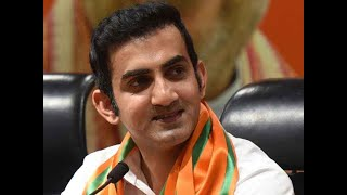 Gautam Gambhir says want to take PM Modi's legacy forward