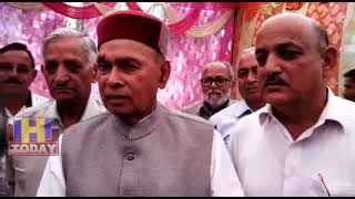 23 N 2 Prem Kumar Dhumal has said that the loss of the old workers has caused the party to suffer.