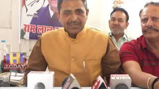 23 N 3 B1   Prem kaushal said Suresh Chandel will play an important role in defeating BJP