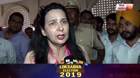 Excluisve Video Interview: Sunny Deol की चर्चा पर पूछा तो Navjot Kaur Sidhu ने Sunil Jakhar पर उठाए सवाल