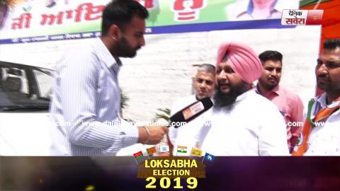 VIdeo- Sunny Deol के ढ़ाई किलो के हाथ पर Raj Kumar Verka ने बताया Congress के पंजे का भार